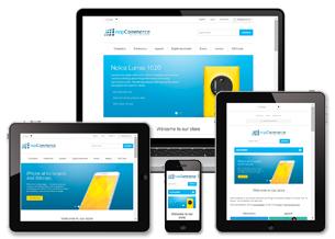 e-ticaret responsive dizayn