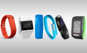 fitness activity trackers