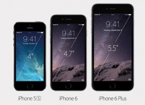 iPhone 6 screen size