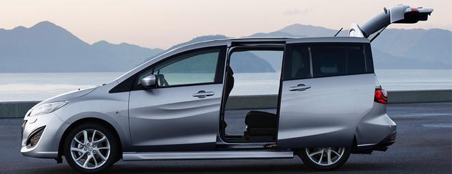 Toyota Spasio - kompakt bir minivan