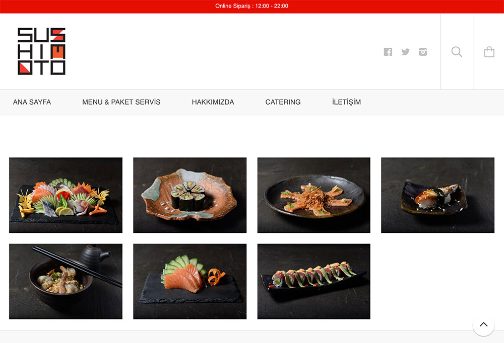 Suşi Mağazası: Sushimoto