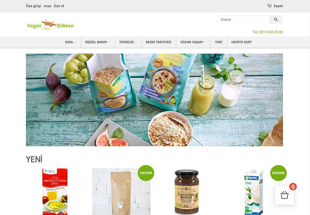 Kişisel Bakım ve Doğal Ürünler: Vegan Dükkan