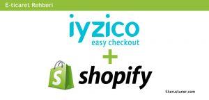 iyzico ile Shopify