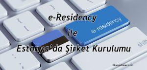 e-residency şirket kurulumu