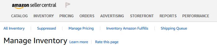 Amazon supressed ürünler